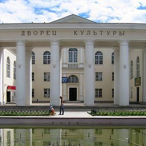 Дворцы и дома культуры Сафакулево