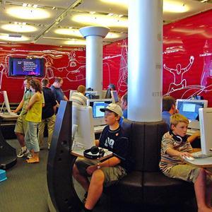 Интернет-кафе Сафакулево