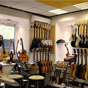 Музыкальные магазины Сафакулево