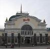 Железнодорожные вокзалы в Сафакулево