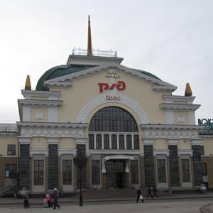 Железнодорожные вокзалы Сафакулево